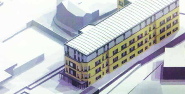 New Student Housing Plan for Bohermore